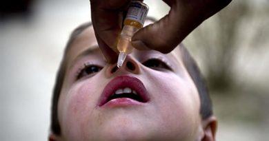 Полиомиелит (болезнь Гейна-Медина, спинальный детский паралич)